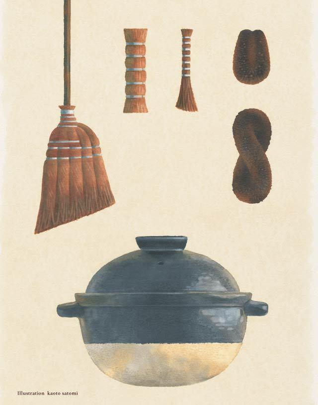 束子と土鍋のおいしい関係_d0210537_12105505.jpg