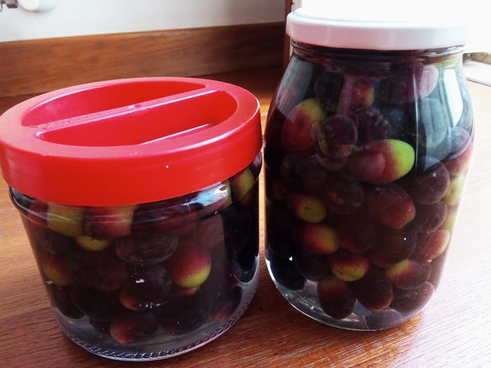 食用オリーブを保存しよう!_b0305039_00193701.jpg