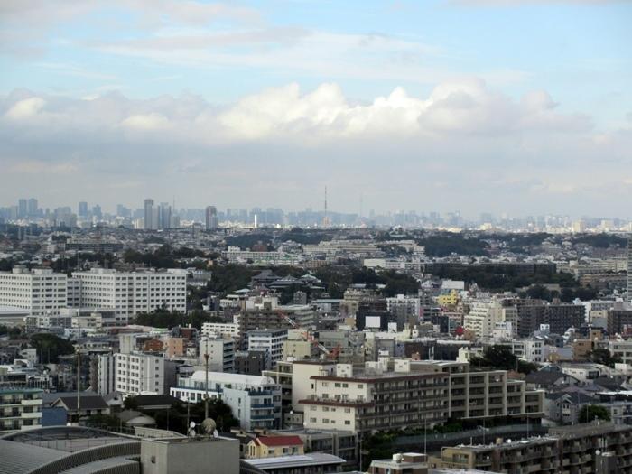 【おやつタイムのクラブラウンジ】横浜ベイシェラトン_b0009849_22132831.jpg