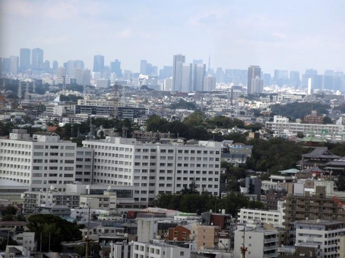 【おやつタイムのクラブラウンジ】横浜ベイシェラトン_b0009849_22162275.jpg