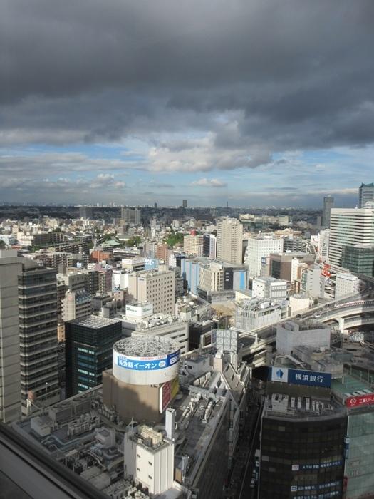 【おやつタイムのクラブラウンジ】横浜ベイシェラトン_b0009849_22191818.jpg