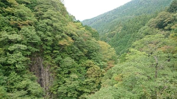 付知峡紅葉シーズン間近🍁_e0020051_11402620.jpg