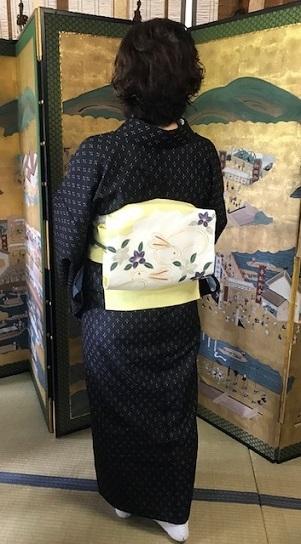 ランチ会・竺仙兎の麻帯のお客様・明日からの営業予定。_f0181251_13075585.jpg