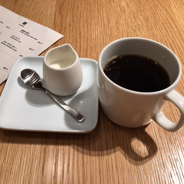 tea time   MUJI Dinerで一休み♪_a0165160_06590224.jpg