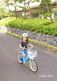 Her first bike  はじめての自転車_e0253364_16082670.jpg
