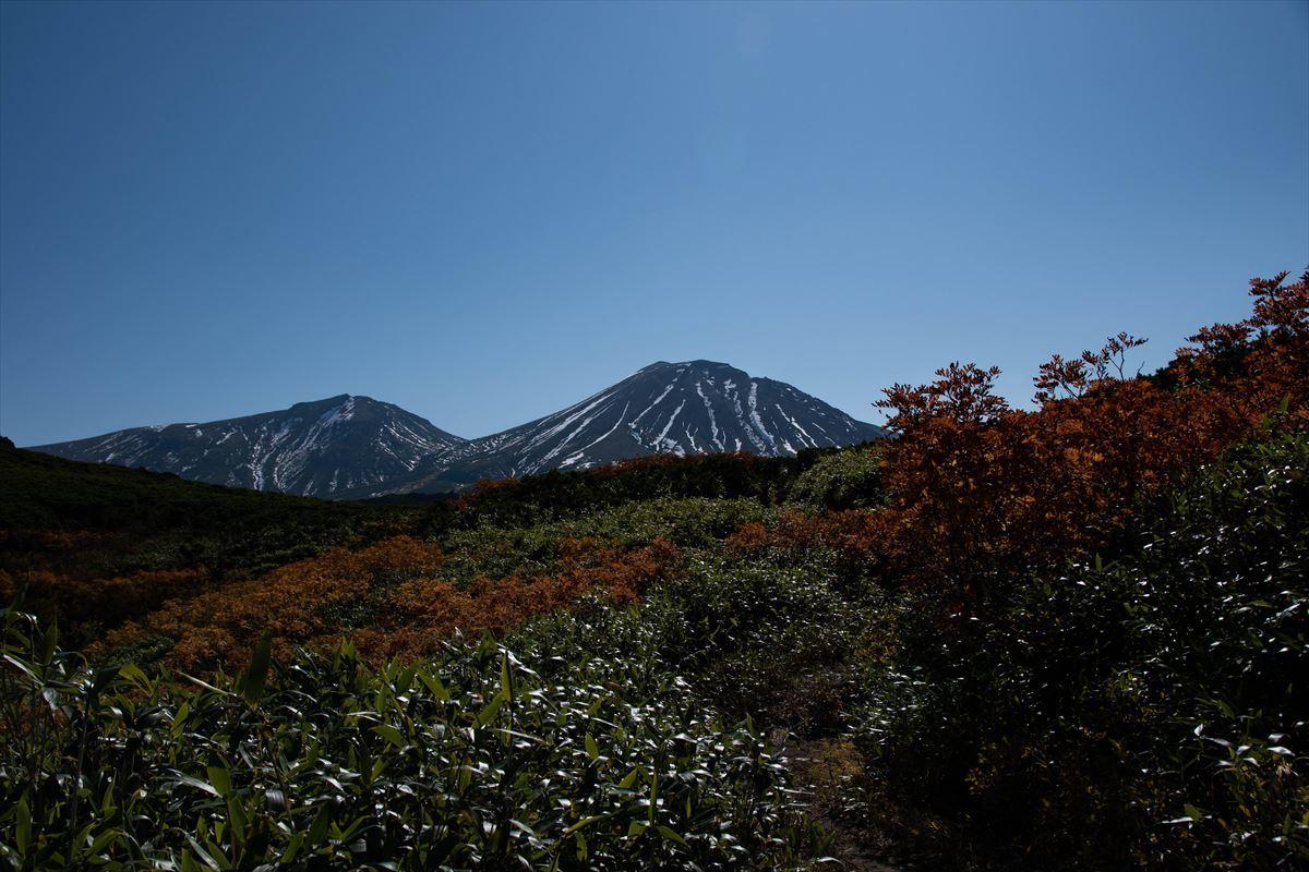 紅葉を愛でる~愛山渓温泉から当麻乗越まで~_b0281366_10544786.jpg