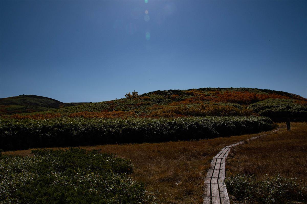 紅葉を愛でる~愛山渓温泉から当麻乗越まで~_b0281366_10584401.jpg