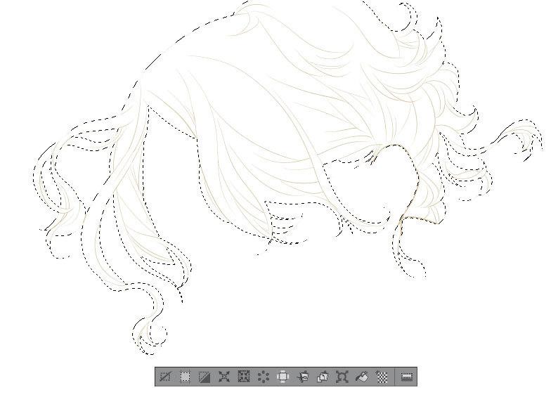 金マビ15話扉のメイキング #2_a0342172_20075261.jpg