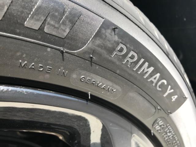 キャプチャー・タイヤ交換(47,205km  ミシュラン・プライマシー4  205/55R17)_c0005077_10333313.jpg