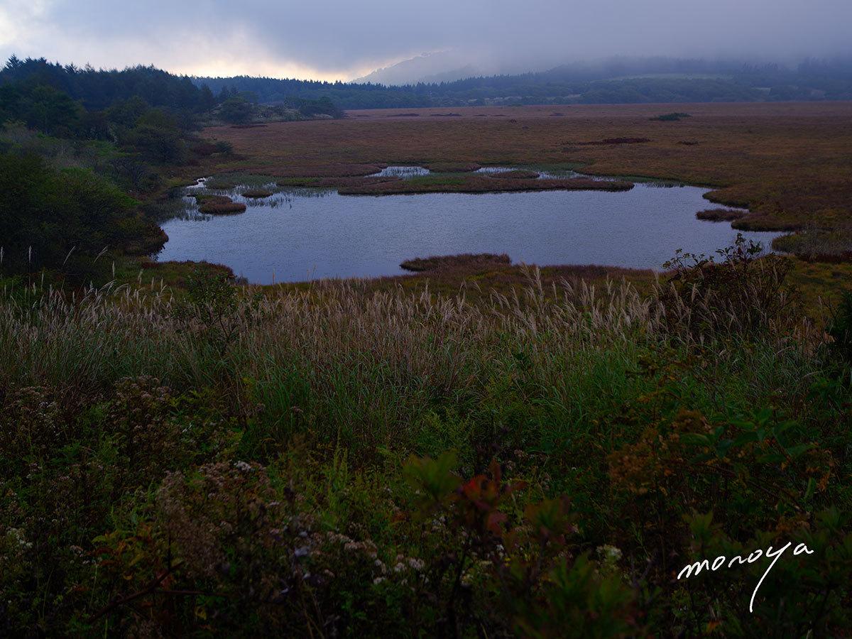 秋の八島湿原_c0085877_06122658.jpg