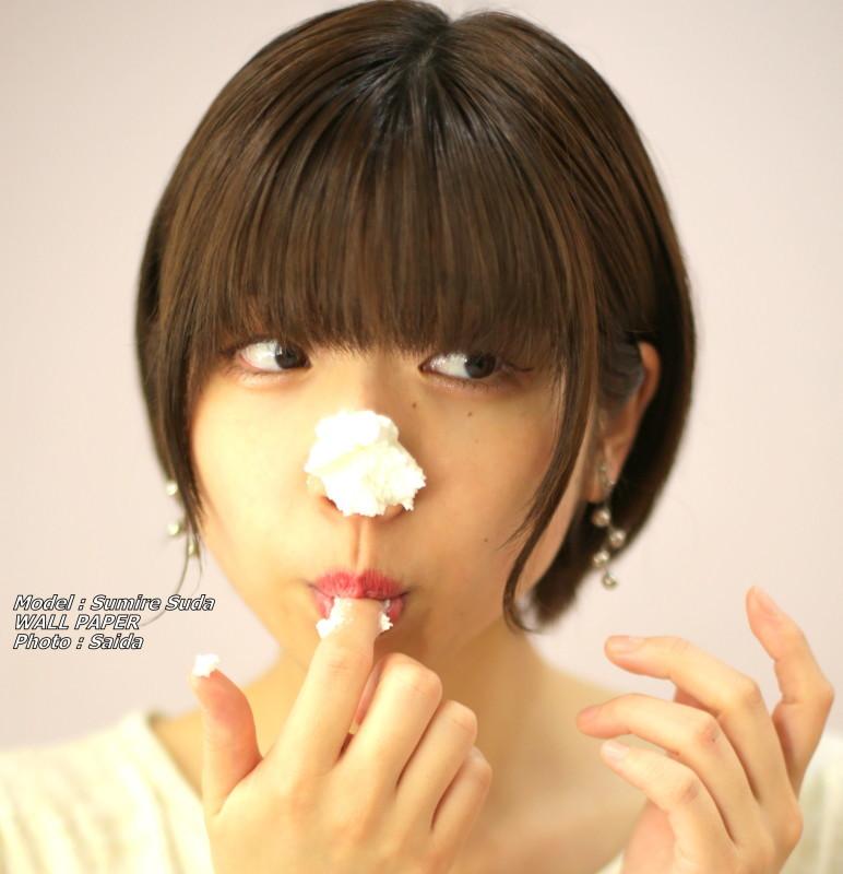 須田スミレ ~Pinoco&Daisy(東京) / WALL PAPER_f0367980_12352887.jpg
