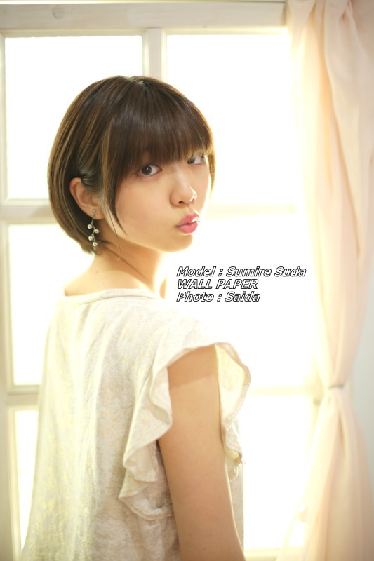 須田スミレ ~Pinoco&Daisy(東京) / WALL PAPER_f0367980_12363279.jpg