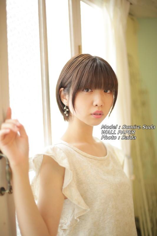 須田スミレ ~Pinoco&Daisy(東京) / WALL PAPER_f0367980_12385340.jpg