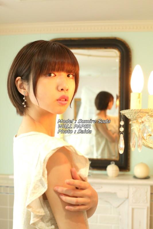 須田スミレ ~Pinoco&Daisy(東京) / WALL PAPER_f0367980_12394364.jpg