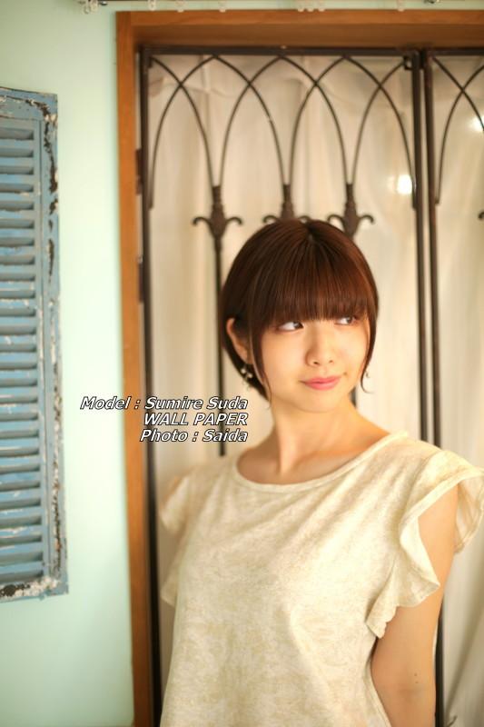 須田スミレ ~Pinoco&Daisy(東京) / WALL PAPER_f0367980_12402071.jpg