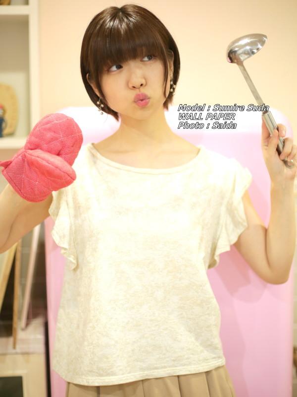 須田スミレ ~Pinoco&Daisy(東京) / WALL PAPER_f0367980_12405244.jpg
