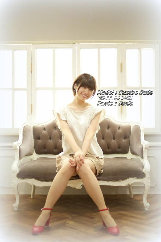 須田スミレ ~Pinoco&Daisy(東京) / WALL PAPER_f0367980_12412448.jpg