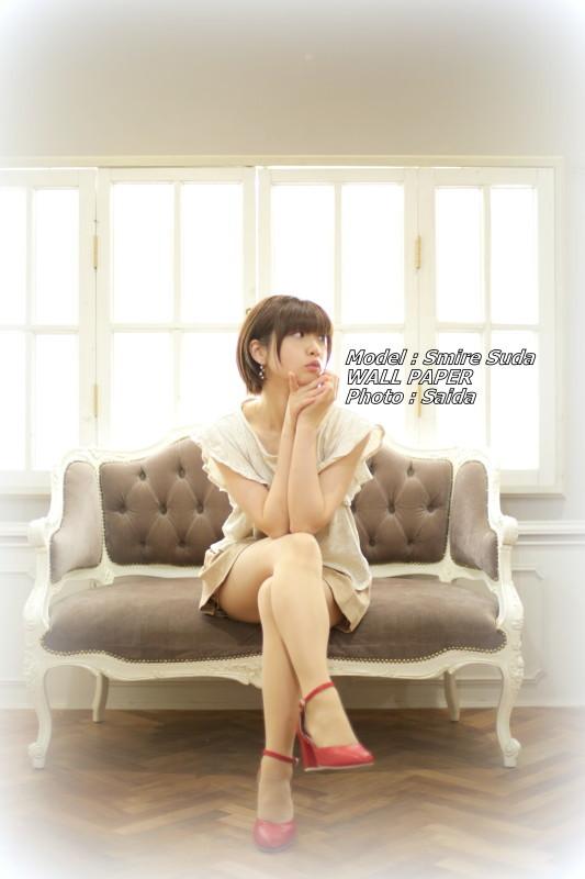 須田スミレ ~Pinoco&Daisy(東京) / WALL PAPER_f0367980_12414250.jpg