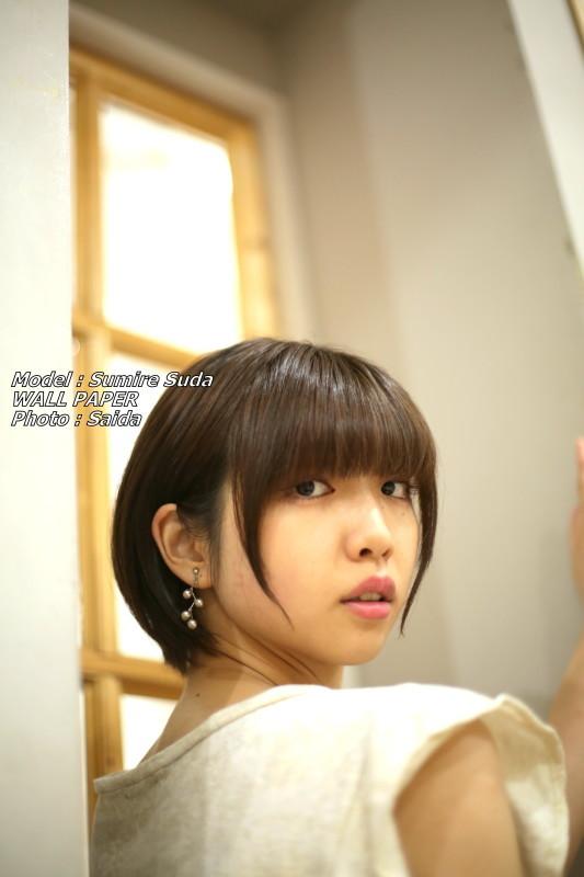 須田スミレ ~Pinoco&Daisy(東京) / WALL PAPER_f0367980_12415988.jpg