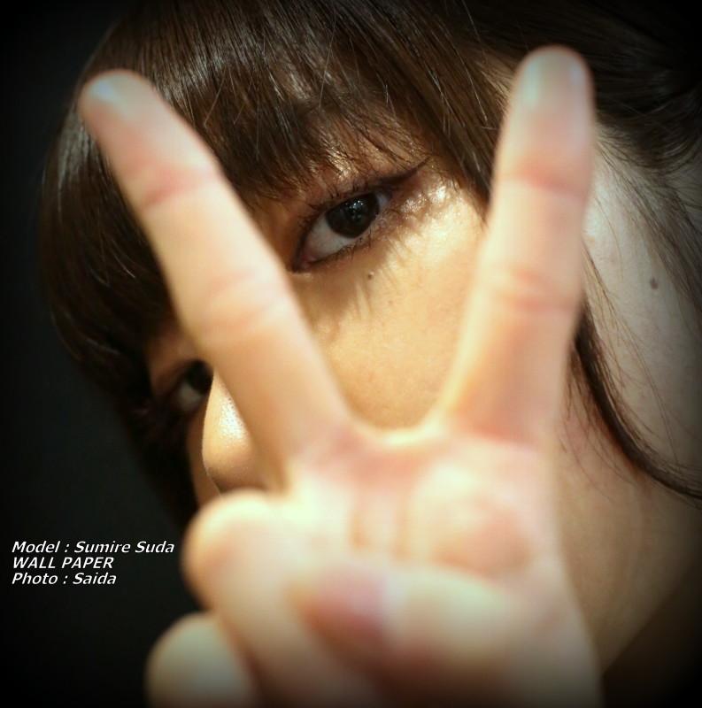 須田スミレ ~Pinoco&Daisy(東京) / WALL PAPER_f0367980_12423392.jpg