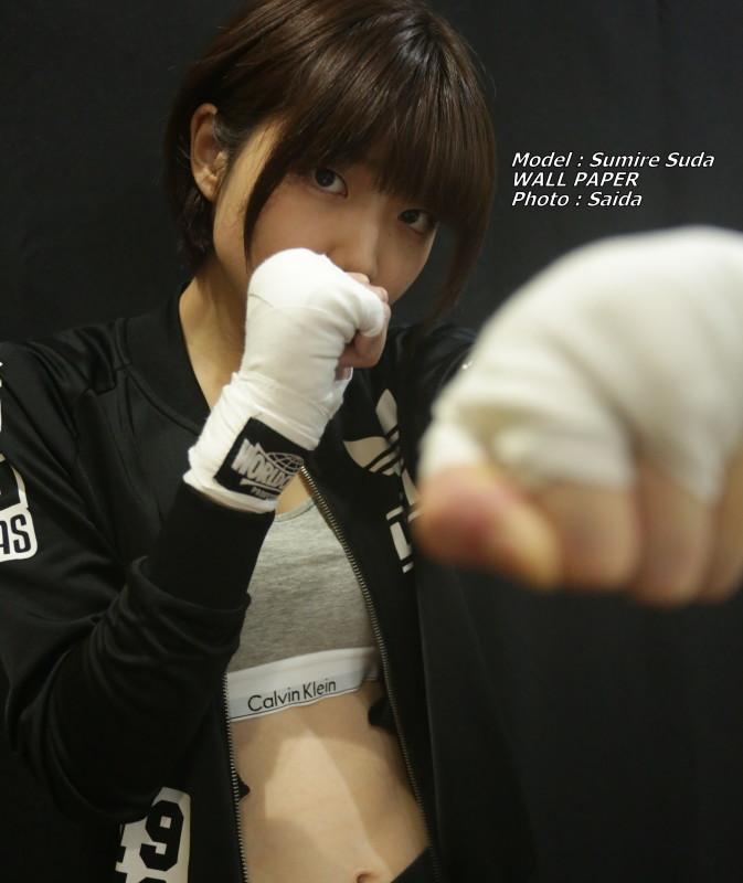 須田スミレ ~Pinoco&Daisy(東京) / WALL PAPER_f0367980_12432265.jpg