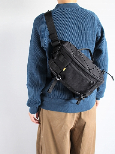 1733 SIDE PACK / BLACK_b0139281_11511072.jpg