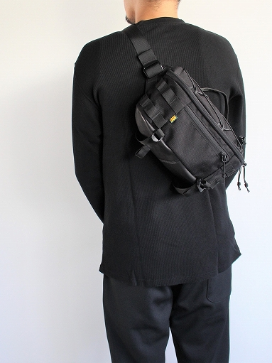 1733 SIDE PACK / BLACK_b0139281_11515525.jpg