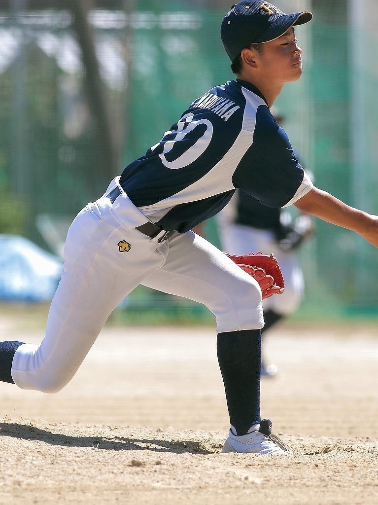 練習試合 vs龍野ボーイズ13_a0170082_19593062.jpg