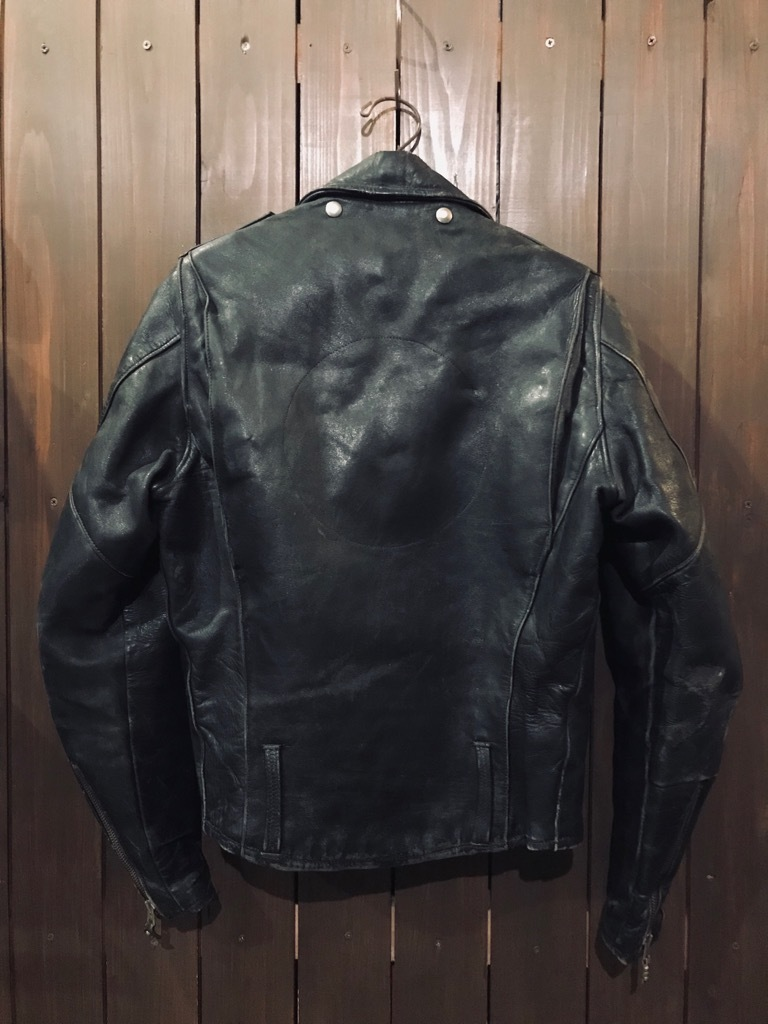 マグネッツ神戸店 10/2(水)冬Vintage入荷! #1 MotorCycle Jacket+Mohair Knit!!!_c0078587_17370199.jpg