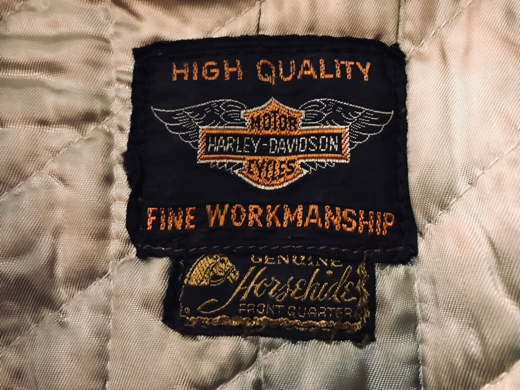 マグネッツ神戸店 10/2(水)冬Vintage入荷! #1 MotorCycle Jacket+Mohair Knit!!!_c0078587_17401973.jpg