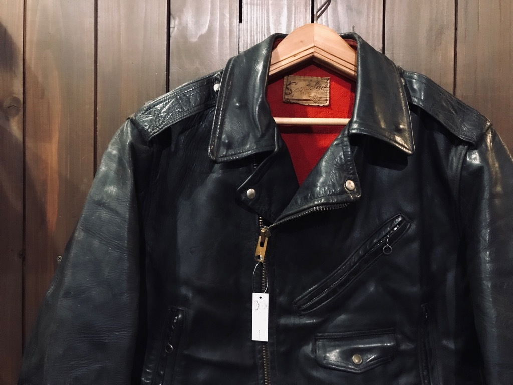 マグネッツ神戸店 10/2(水)冬Vintage入荷! #1 MotorCycle Jacket+Mohair Knit!!!_c0078587_17514751.jpg