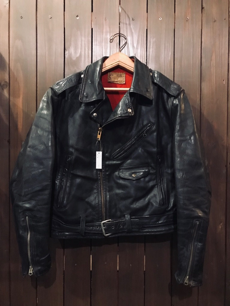 マグネッツ神戸店 10/2(水)冬Vintage入荷! #1 MotorCycle Jacket+Mohair Knit!!!_c0078587_17515098.jpg