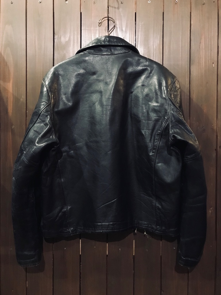 マグネッツ神戸店 10/2(水)冬Vintage入荷! #1 MotorCycle Jacket+Mohair Knit!!!_c0078587_17590232.jpg