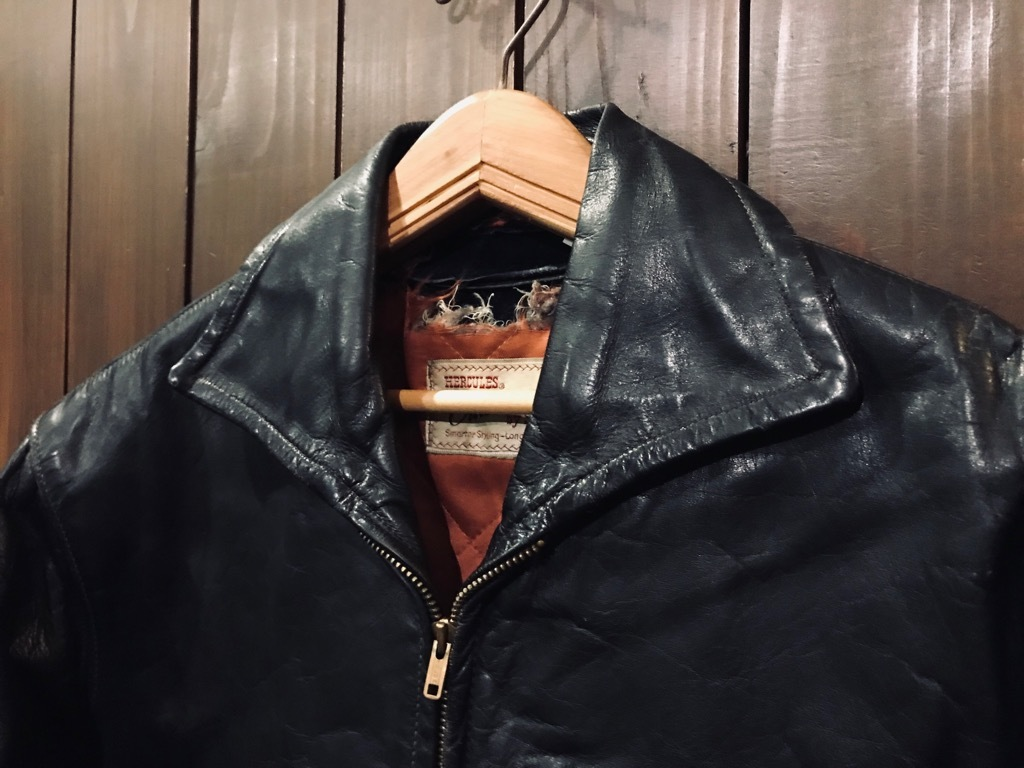 マグネッツ神戸店 10/2(水)冬Vintage入荷! #1 MotorCycle Jacket+Mohair Knit!!!_c0078587_17590355.jpg