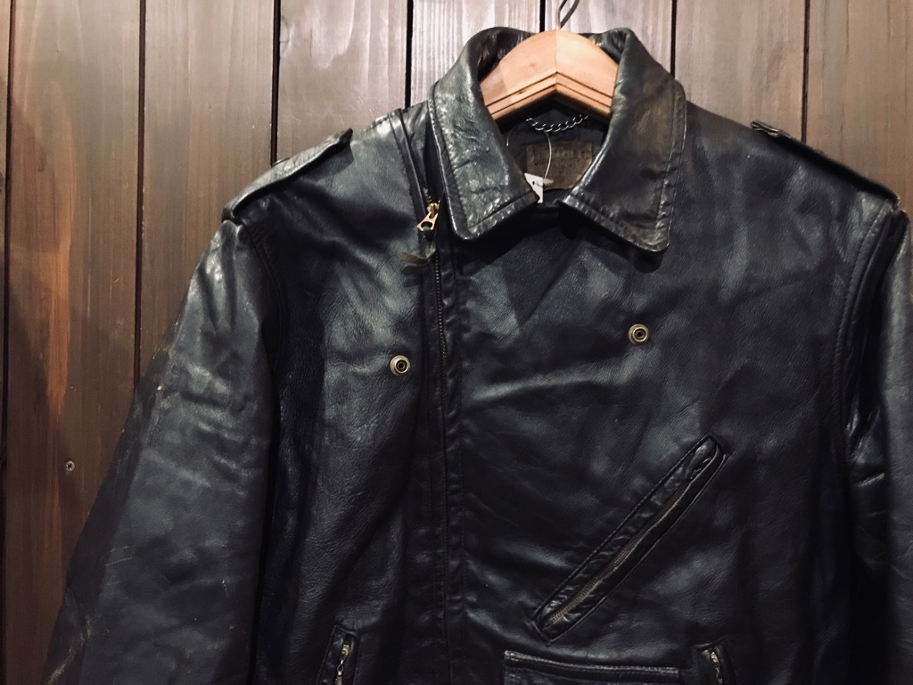 マグネッツ神戸店 10/2(水)冬Vintage入荷! #1 MotorCycle Jacket+Mohair Knit!!!_c0078587_18015038.jpg