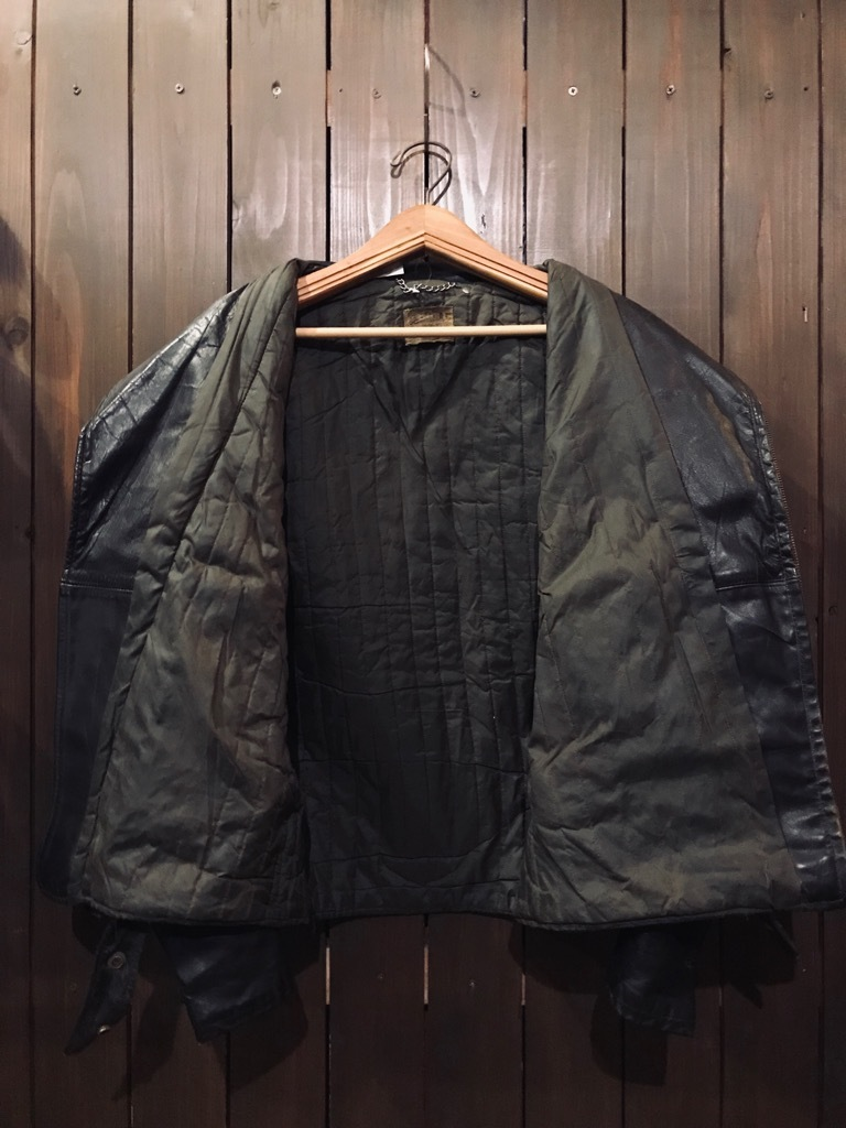 マグネッツ神戸店 10/2(水)冬Vintage入荷! #1 MotorCycle Jacket+Mohair Knit!!!_c0078587_18015100.jpg