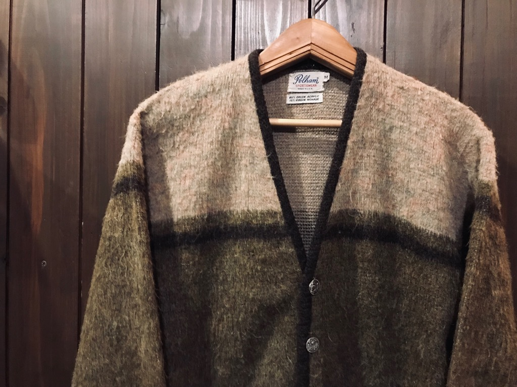 マグネッツ神戸店 10/2(水)冬Vintage入荷! #1 MotorCycle Jacket+Mohair Knit!!!_c0078587_18074694.jpg