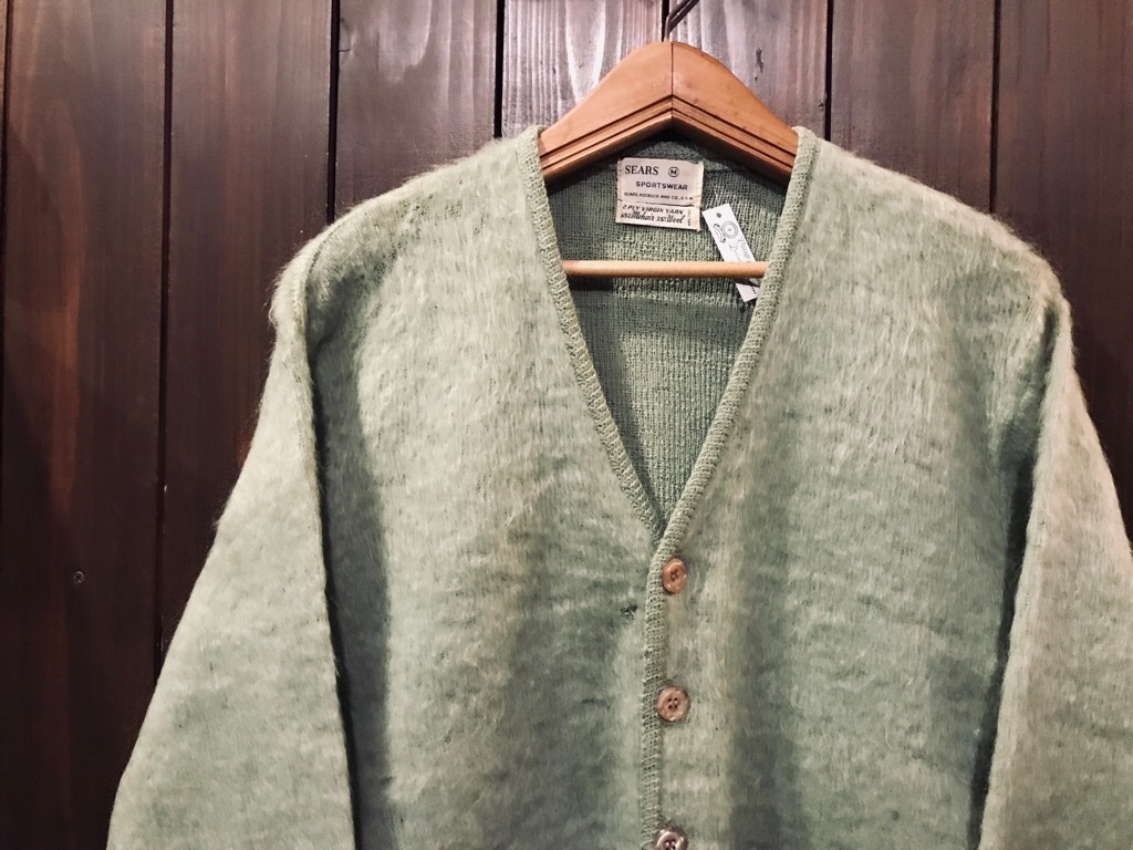 マグネッツ神戸店 10/2(水)冬Vintage入荷! #1 MotorCycle Jacket+Mohair Knit!!!_c0078587_18095451.jpg