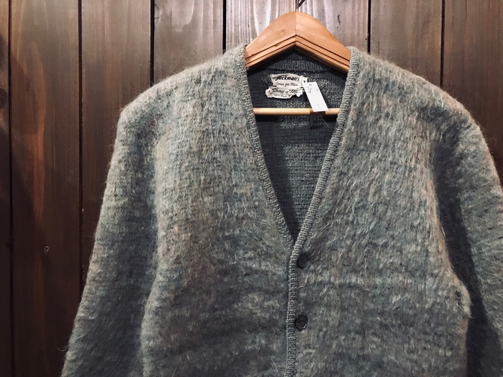 マグネッツ神戸店 10/2(水)冬Vintage入荷! #1 MotorCycle Jacket+Mohair Knit!!!_c0078587_18105759.jpg