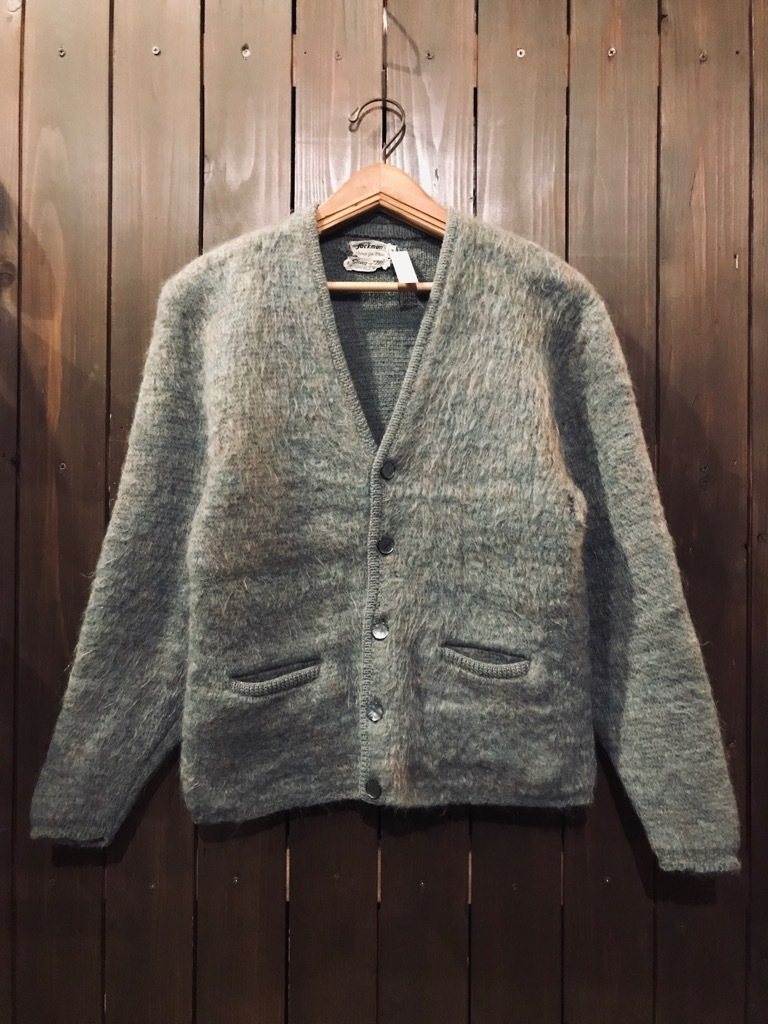 マグネッツ神戸店 10/2(水)冬Vintage入荷! #1 MotorCycle Jacket+Mohair Knit!!!_c0078587_18105961.jpg
