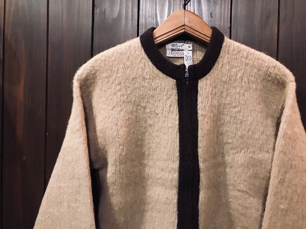 マグネッツ神戸店 10/2(水)冬Vintage入荷! #1 MotorCycle Jacket+Mohair Knit!!!_c0078587_18111351.jpg