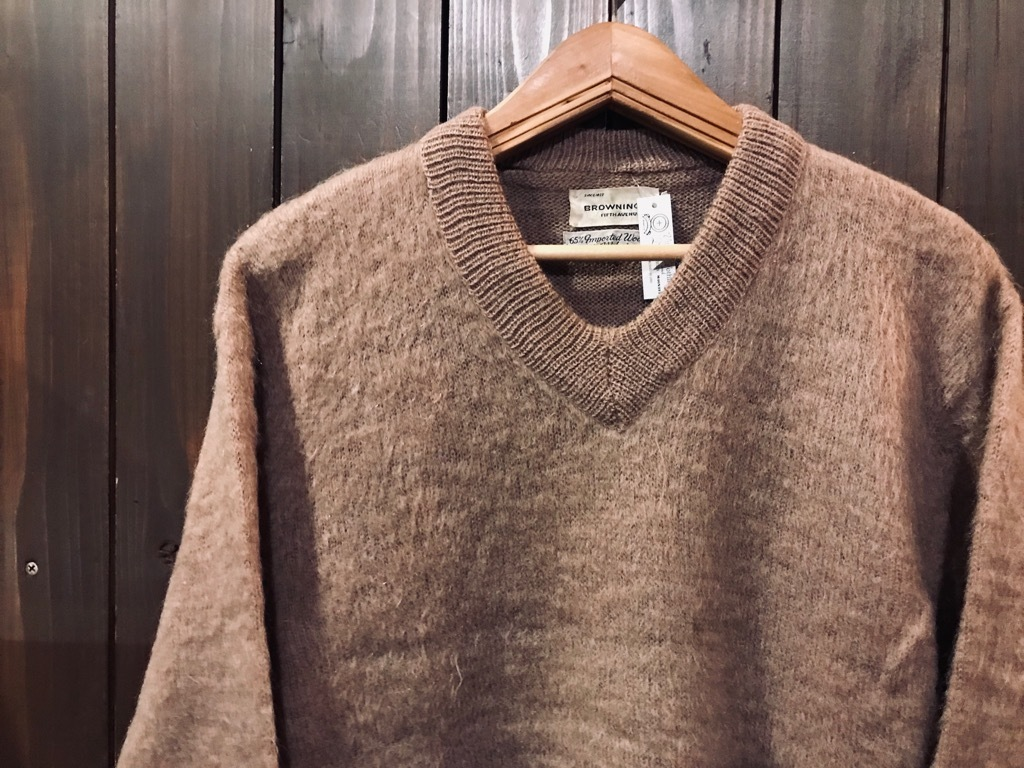 マグネッツ神戸店 10/2(水)冬Vintage入荷! #1 MotorCycle Jacket+Mohair Knit!!!_c0078587_18131400.jpg