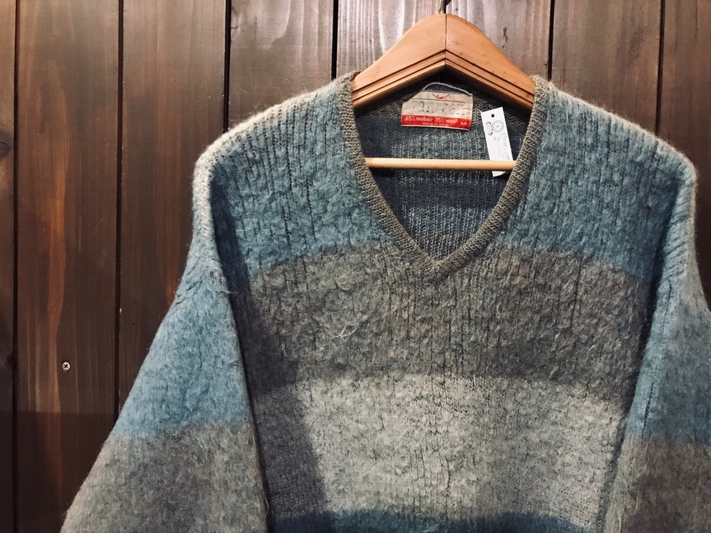 マグネッツ神戸店 10/2(水)冬Vintage入荷! #1 MotorCycle Jacket+Mohair Knit!!!_c0078587_18133150.jpg