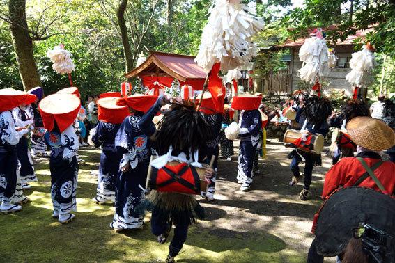 五区のかんこ踊りを見に行こう_b0145296_12172500.jpg