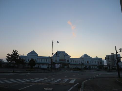 朝の散歩、2019.9.30_c0075701_10030362.jpg