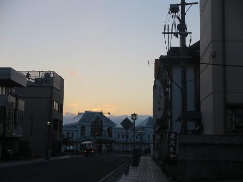 朝の散歩、2019.9.30_c0075701_10031828.jpg