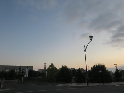 朝の散歩、2019.9.30_c0075701_10033177.jpg