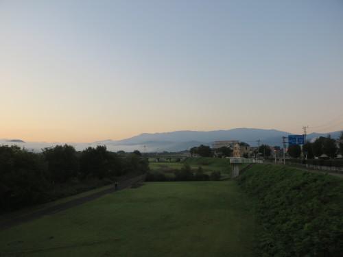 朝の散歩、2019.9.30_c0075701_10042674.jpg