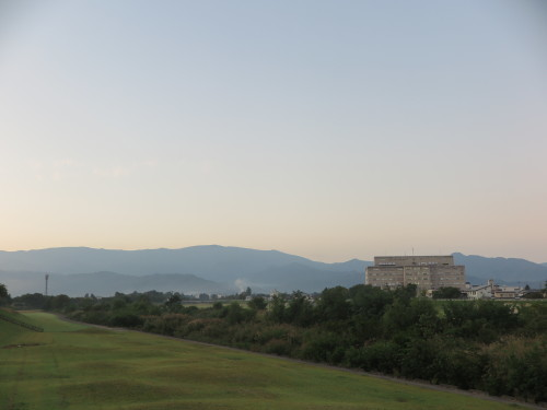 朝の散歩、2019.9.30_c0075701_10051977.jpg