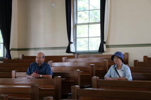 宝塚市の只木正三ご夫妻様が重文本館をご見学_c0075701_14142330.jpg